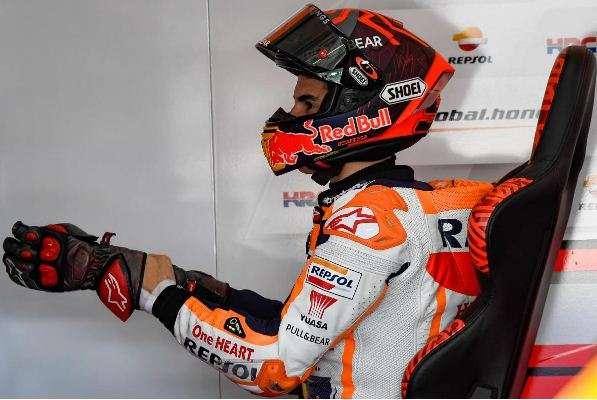 Marc Marquez Tes Pramusim Sepang MotoGP 2020