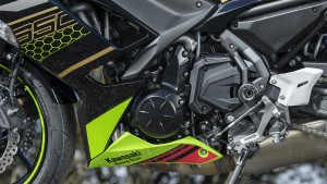 Mesin Kawasaki Ninja 650 ABS KRT Edition 2020