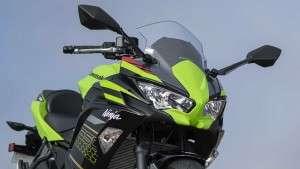 Moncong Depan Kawasaki Ninja 650 ABS KRT Edition 2020
