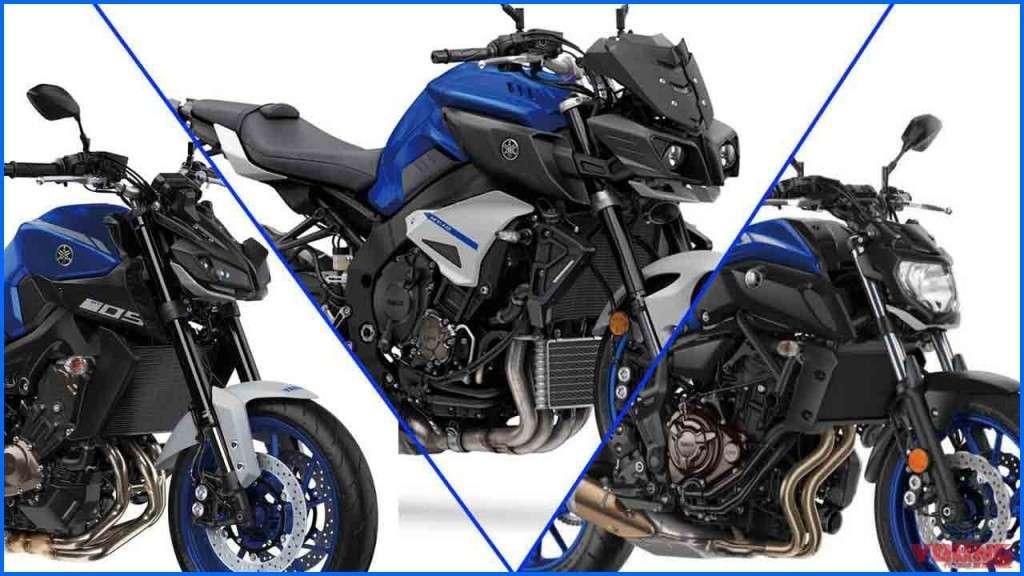 Motor Baru Yamaha 2020