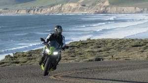 Tes Kawasaki Ninja 650 ABS KRT Edition 2020 di Santa Barbara
