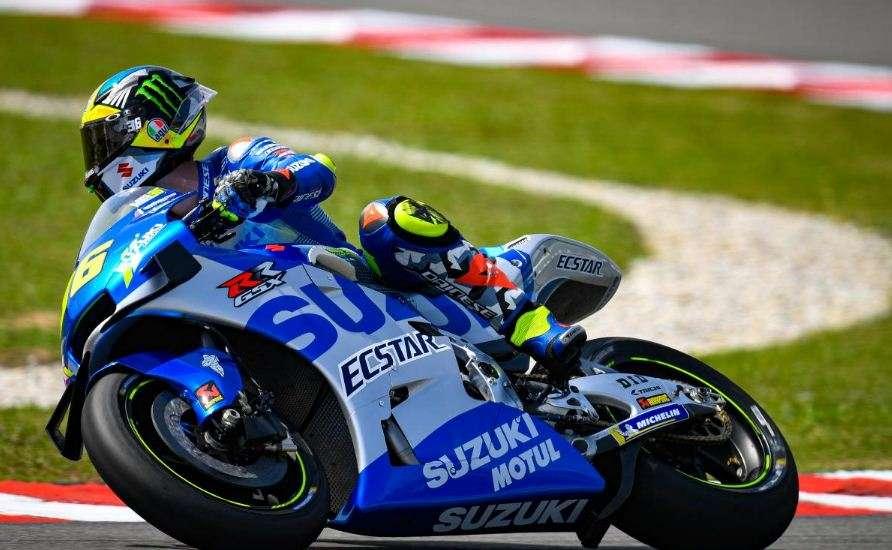 Suzuki Tes Pramusim Sepang MotoGP 2020
