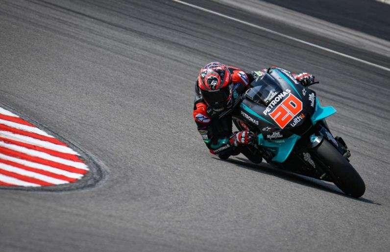 Tes Pramusim Sepang MotoGP 2020