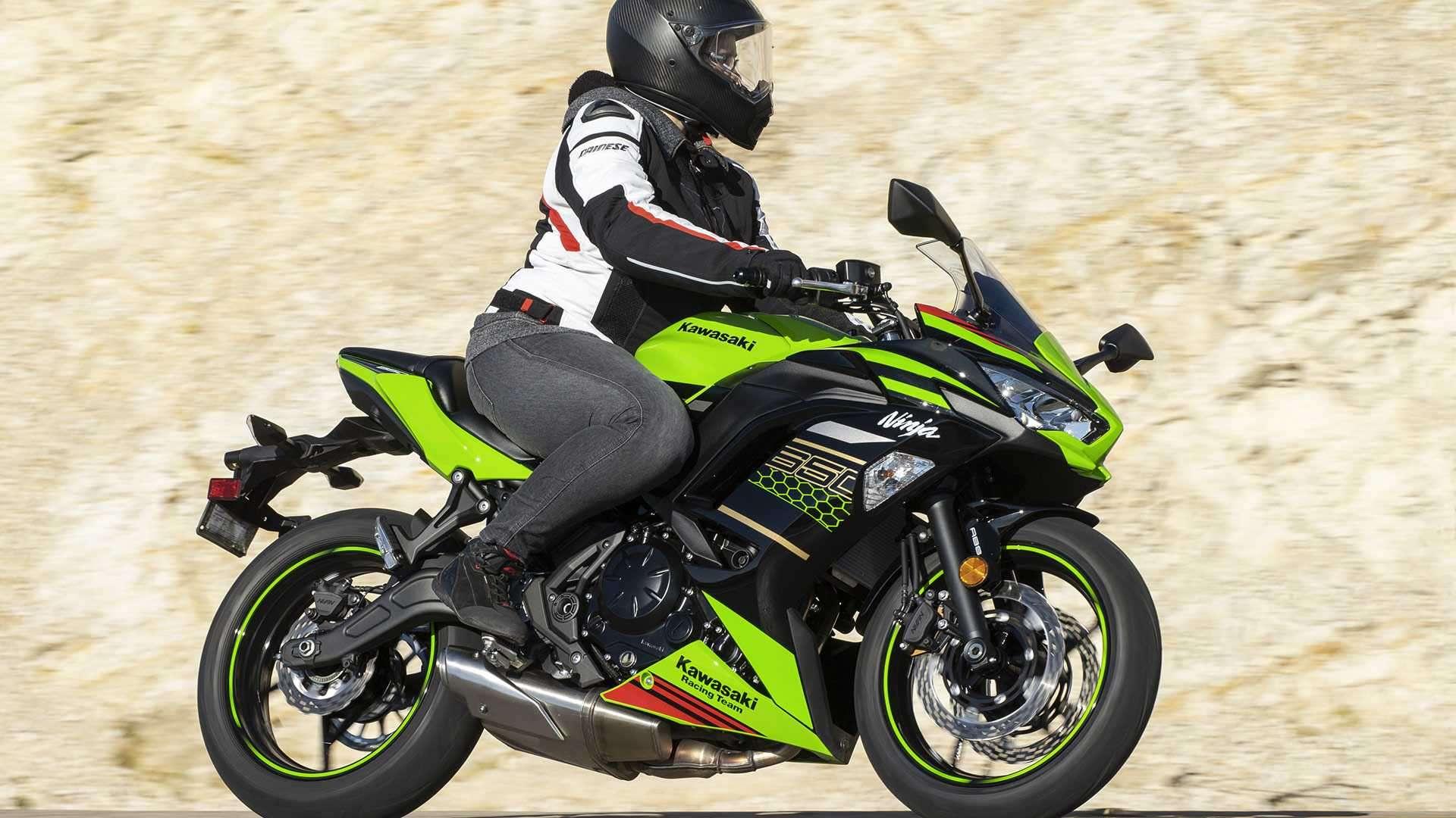 Test Ride Kawasaki Ninja 650 ABS KRT Edition 2020