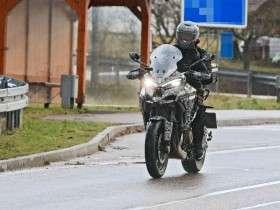 Ducati Multistrada V4 Saat Uji Coba