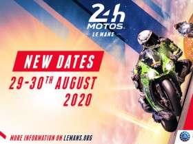 24 Heures Motos Telah Dijadwalkan Ulang Menjadi 29-30 Agustus 2020