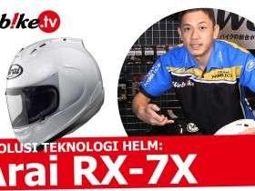 Helm Arai RX-7X