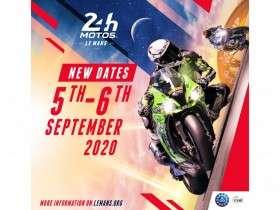Jadwal Baru 24 Heures Motos Le Mans