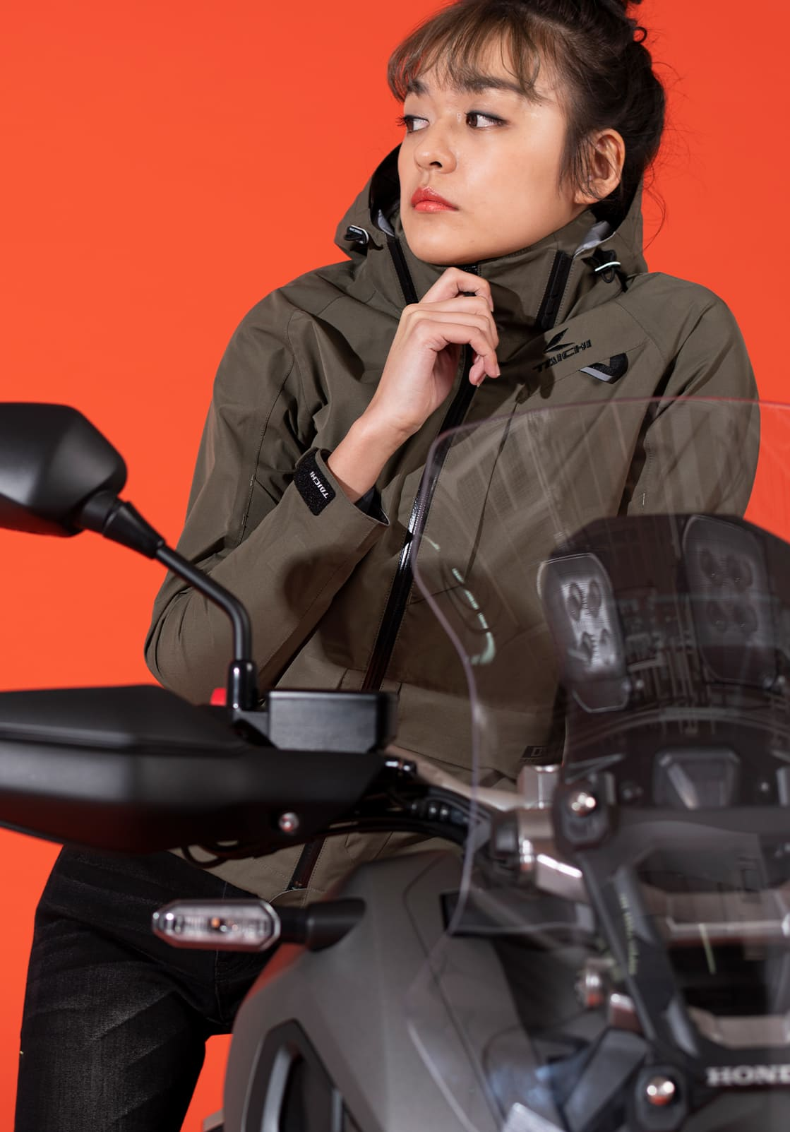 Jaket Terbaru RS Taichi 2020