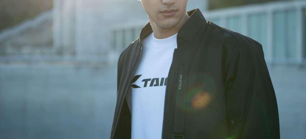 Logo RS Taichi di RSJ319 Viento Air Jacket