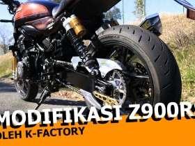 Modifikasi Z900RS K-Factory