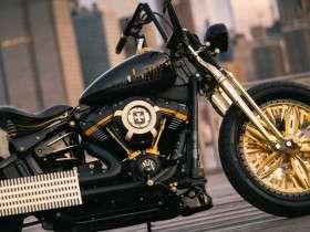 Harley-Davidson Street Bob Custom