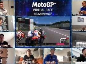 MotoGP Virtual Race Mugello 2020