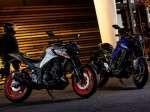Yamaha MT-25 dan MT-03