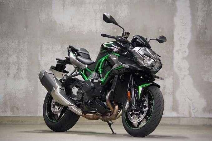 Detail Spesifikasi Test Ride Z H2