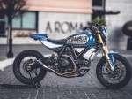 Juara Ducati Custom Rumble 2020