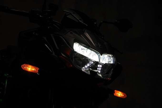 Lampu Depan Low Beam Z H2
