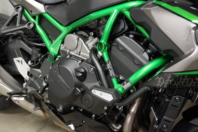 Mesin Kawasaki Z H2