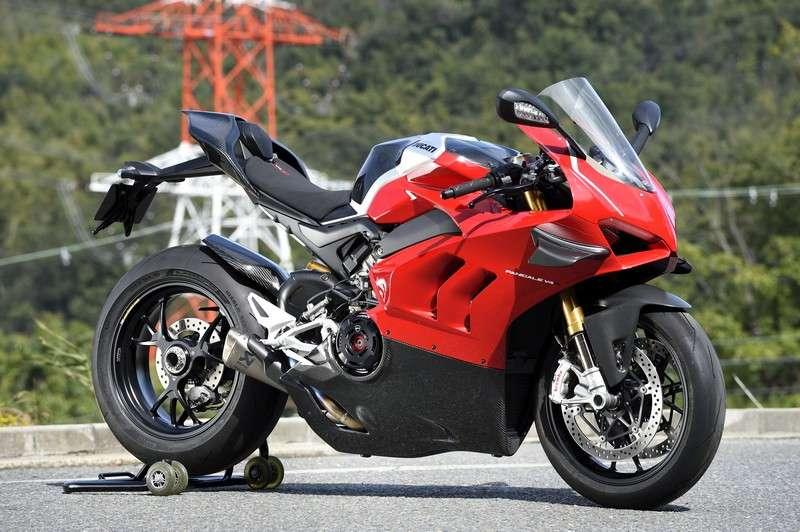 Sparepart Ducati Panigale V4R