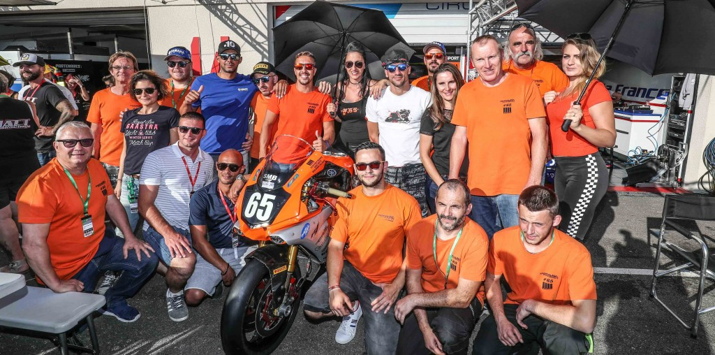 Motobox Kremer Racing #65