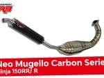 Knalpot Neo Mugello Carbon Series R9 Exhaust Ninja150RR/R