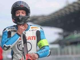 Randy de Puniet ERC Endurance Le Mans