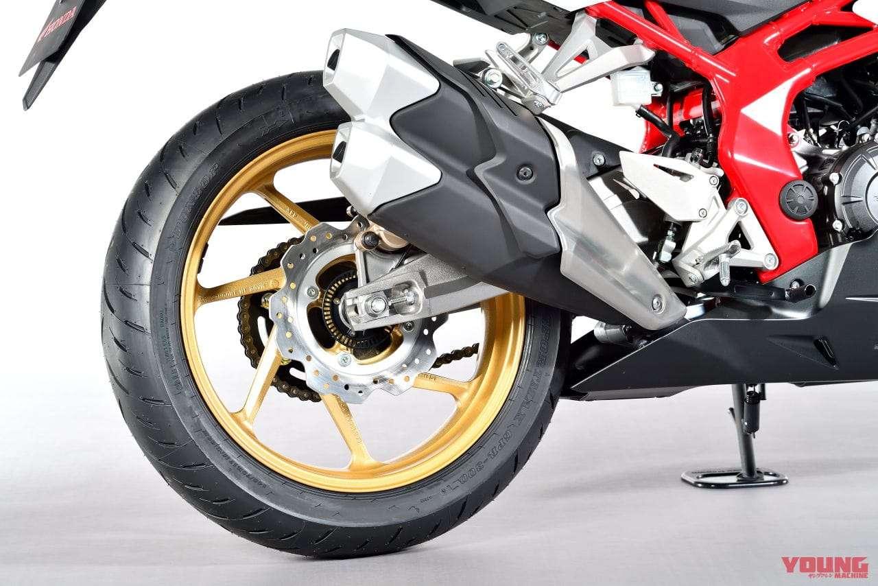 Velg Honda CBR250RR