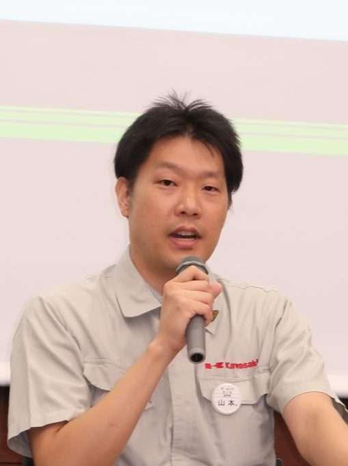 Yamamoto Kawasaki Development Leader ZX-25R