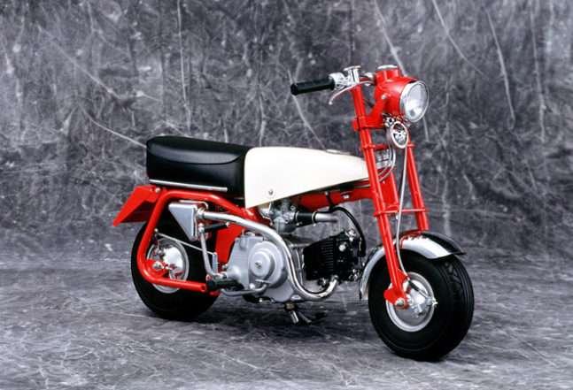 Honda Monkey 1961