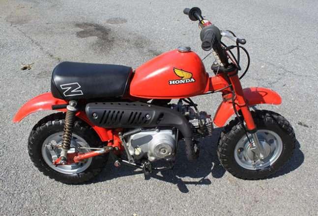 Honda Monkey 1975