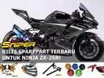 Sparepart Sniper Ninja ZX-25R Webike Indonesia
