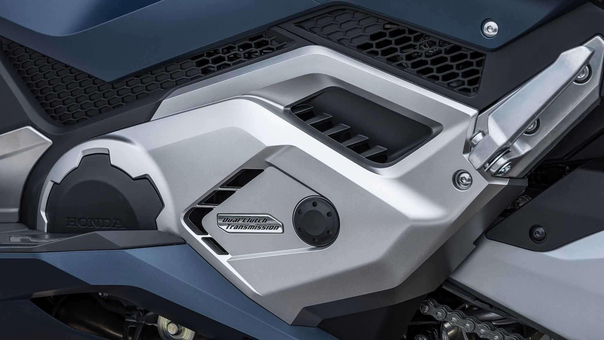DCT Honda Forza 750