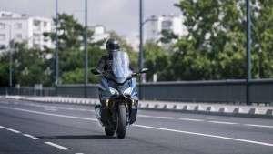 Honda Forza 750 Ride