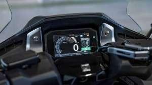 TFT Dash Honda Forza 750