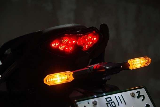 Lampu Belakang dan Lampu Sein LED Ninja 1000SX