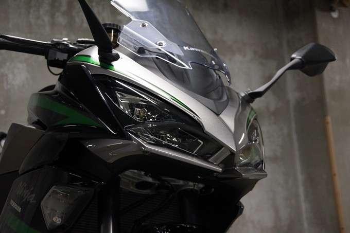 Lampu Depan Ninja 1000SX