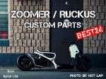Sparepart Honda Zoomer Ruckus