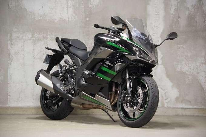 Test Ride Kawasaki Ninja 1000SX