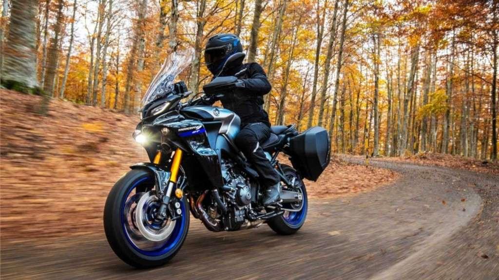 Yamaha Upgrade Tracer 9 GT dengan Mesin dan Rangka Baru