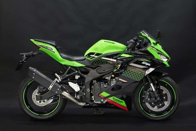 Rekomendasi knalpot modifikasi Kawasaki Ninja ZX25R terbaik 2021 Webike Indonesia