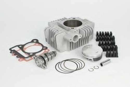 S-Stage Bore Up Kit 178 cc SCUT Z125 Pro Webike Indonesia