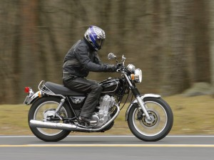 [Test Ride Impression] SR400 Legendary Tasty Single Heart