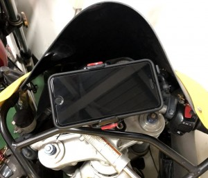 Smartphone Holder untuk iPhone 8 Daytona