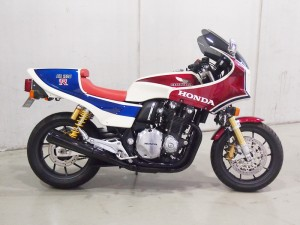 Honda CB1100R Fairing Kit typeR dari Doremi Collection tampak samping