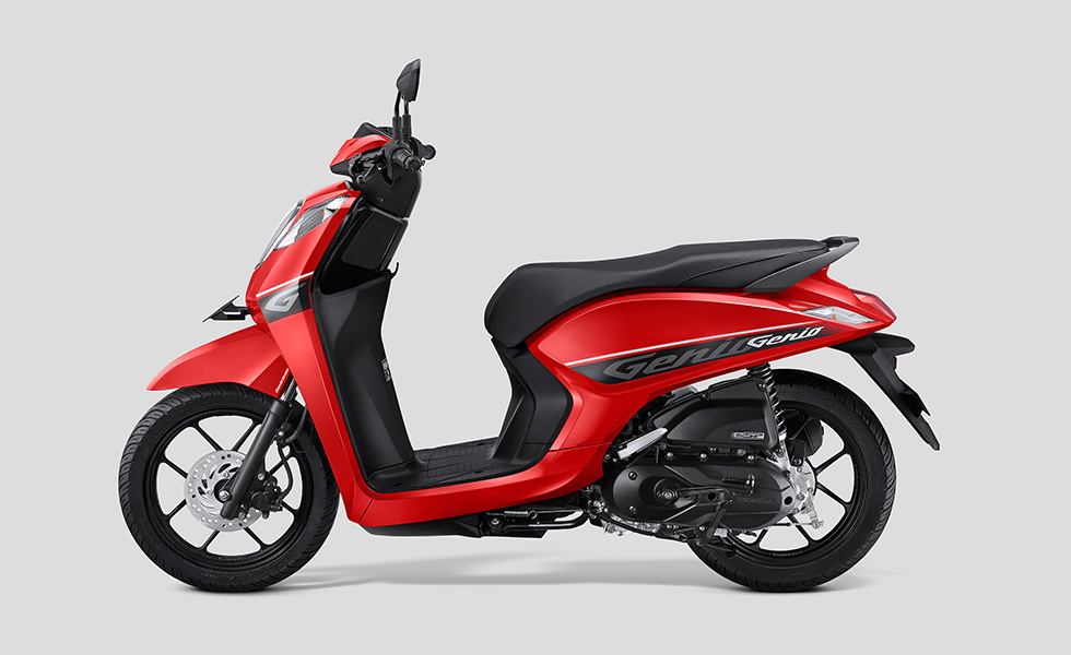 Honda Genio 2019 in Smart Red
