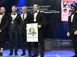 Webike SRC Kawasaki France Menerima Medali Emas di Ajang FIM Awards 2019