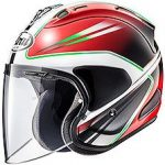 Helm Arai VZ-RAM Wedge Red