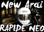Review Helm Arai Rapide Neo