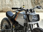 Royal Enfield Himalayan Custom Tracker