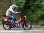 Test Ride CT125